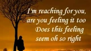 Westlife-all out of love lyrics