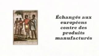 4°- L'esclavage et les traites négrières