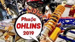 Đập Hộp - Phuộc Ohlins 2019 Cho Vario ,...