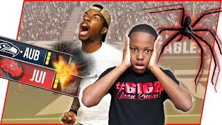 Surprise (Possibly Poisonous) SPIDER Wager! MUST SEE Ending!  - Madden 19 | MUT Wars Ep.10