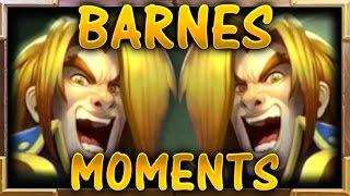 Best of Barnes Moments | Hearthstone Karazhan