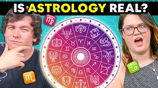 People Who HATE Astrology React To Their Horoscopes| Can We Change Their Minds?