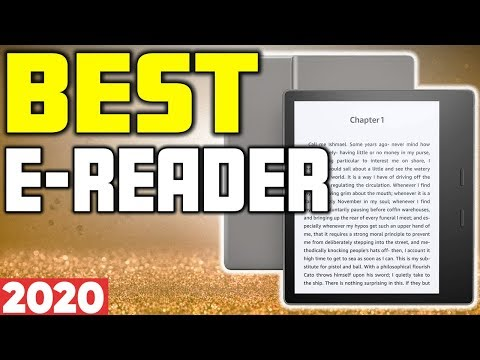 Best E-Readers in 2020