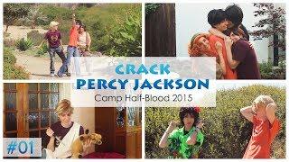 [CRACK COSPLAY] Percy Jackson #1