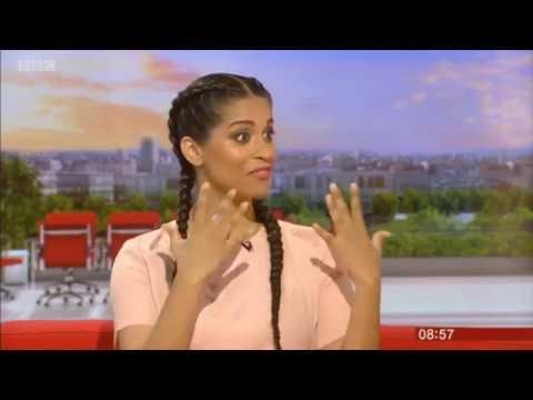 Lilly Singh BBC Breakfast 2017