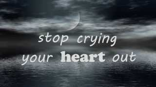 Oasis - Stop Crying Your Heart Out Lyrics