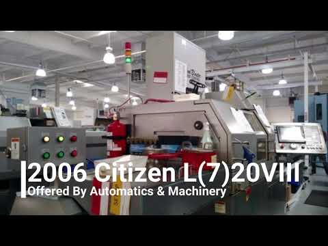 Citizen L20VIII MC #401309