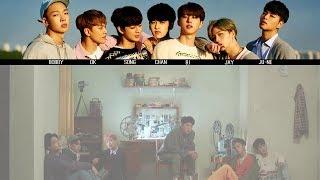 IKON   LOVE SCENARIO (사랑을 했다) MV + Lyrics Color Coded HanRomEng