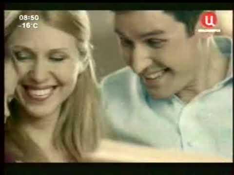Местная реклама, федеральная реклама и анонс (ТВ Центр Красноярск, 20.12.2009) видео