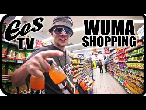 """WUMA Energy Drink shopping"" - EES TV"