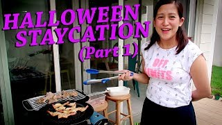 Halloween Staycation (Part 1) #JolinaNetwork