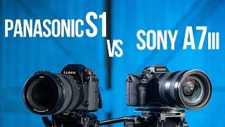 Sony a7 III vs Panasonic S1 | КАКАЯ беззеркалка ЛУЧШЕ ДЛЯ ВИДЕО в 2020?