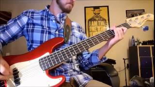 Parkway Drive - Vice Grip Bass Cover