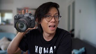 Canon EOS R5 - WTF Is Wrong?