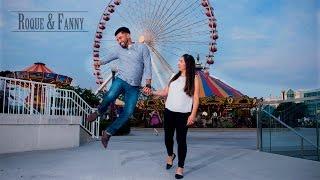 R&F Love Story Pre  Wedding Video