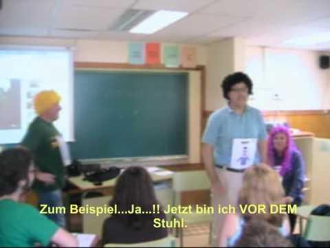 Sesamstraße- Deutsche Masterklass- EOI Esplugues BCN