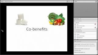 Seminario web sobre sistemas alimentarios sostenibles