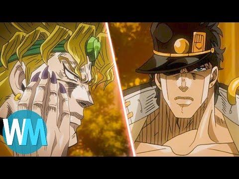 Top 10 Anime Final Battles
