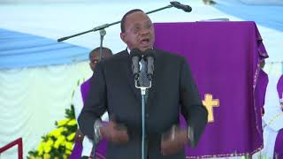 "Uhuru WARNS Joho and William Ruto to Stop 2022 Politics.""Tuwache Kuchimbana."""