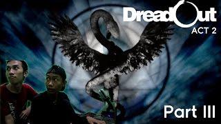 Gambar cover Bidadari Palsu !!! Part III - Dread Out Act 2 Indonesia Gameplay