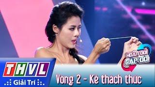 THVL | Hoán đổi Cặp đôi   Tập 4 | Vòng 2: Kẻ Thách Thức