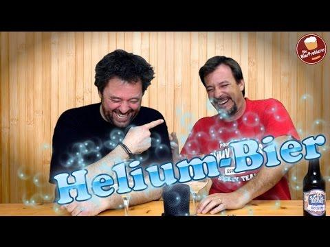 Helium bier - поржать чуток