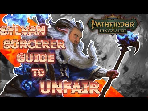 Beginners Guide to the Magus [Pathfinder Kingmaker] - смотреть