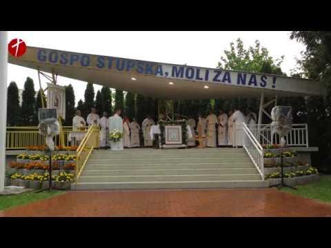 Gospa Stupska okupila tisuće vjernika