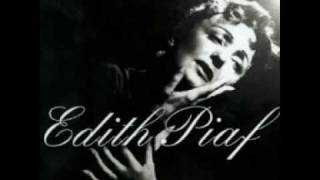 Edith Piaf - Il Y Avait (Audio)