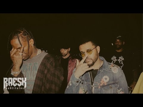 Travis Scott & The Weeknd - WAKE UP (Lyrics & Subtitulado)