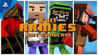 8-Bit Armies – Unit Showcase   PS4