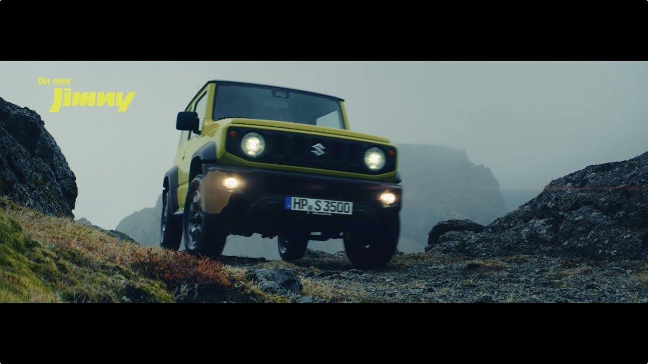 Der neue Suzuki Jimny – jetzt schon ab 17.915,- EUR*