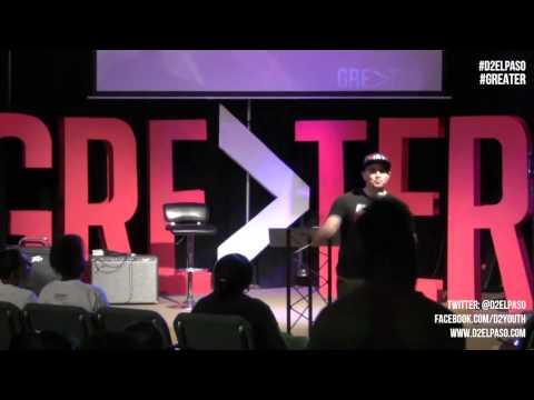 Greater Week One - An Introduction (Pastor Cruz Ramirez)