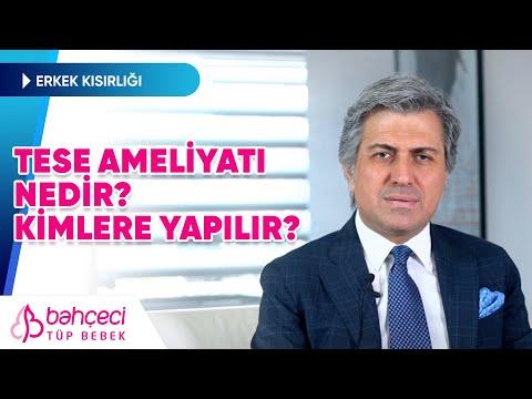 TESE Ameliyatı Nedir, Kimlere Yapılır? | Bahçeci Tüp Bebek