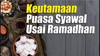 Bolehkah Menggabungkan Puasa Syawal dan Bayar Utang Puasa Ramadan? Bagaimana Hukumnya?