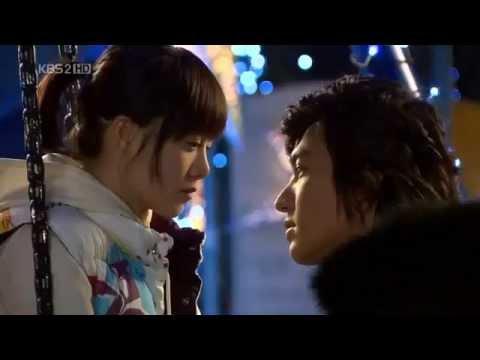 Boys before flowers  kissing scenes  lee min ho koo hye sun