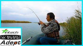 Рыбалка на сартлане летом