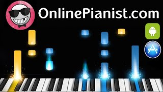 How to play Perinbaba - Motiv Lasky - Piano Tutorial (The Feather Fairy - Love Theme) Petr Hapka