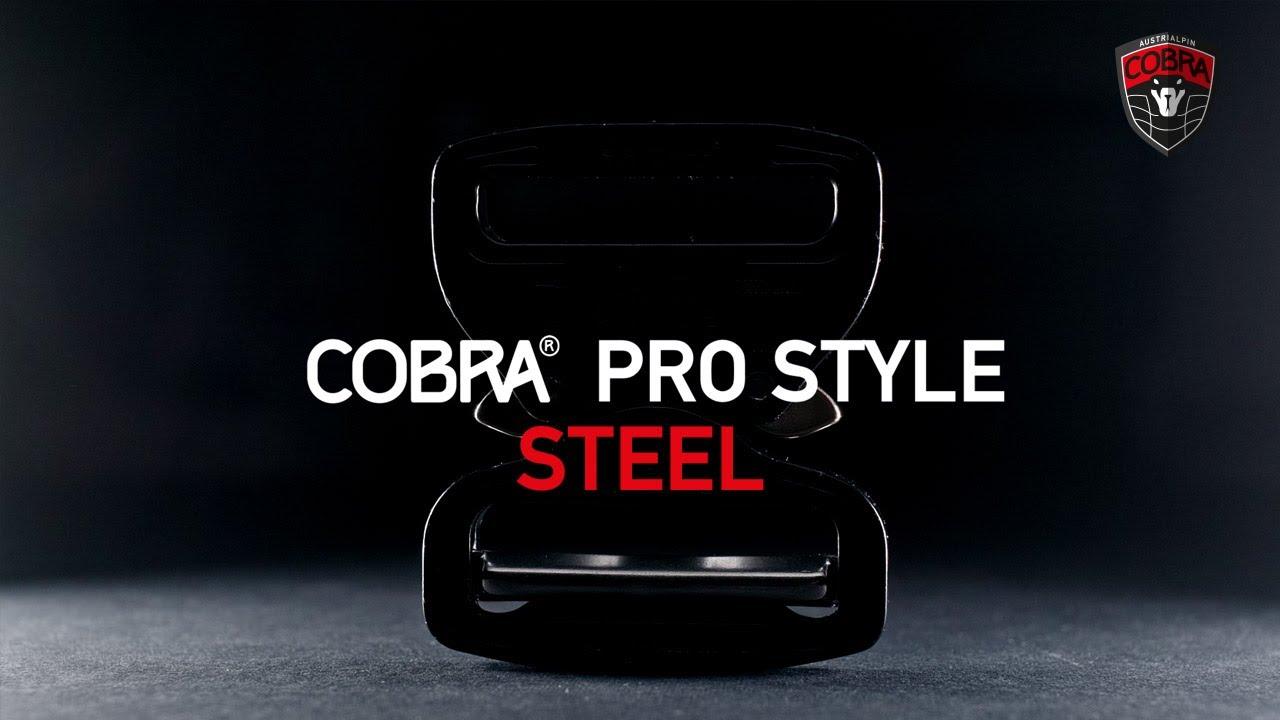 COBRA® PRO STYLE STEEL