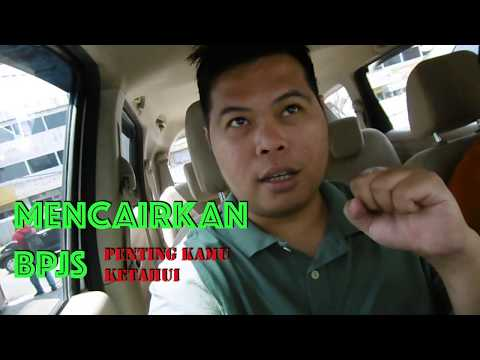 CARA KLAIM BPJS - KERJA DI JAKARTA #2