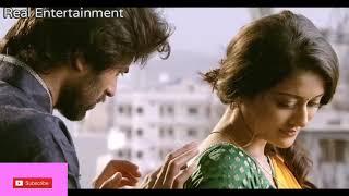 Dwaraka.( 2020) movie romantic scene. vijay deverakonda, poja jhaveri !😍