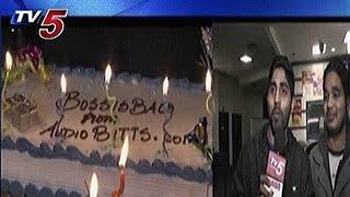 Mega Fans Celebrate Khaidi No 150 Movie Release In New Jersey USA  TV5 News