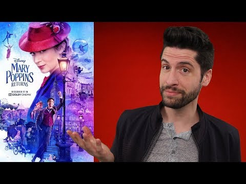 Mary Poppins Returns – Movie Review