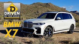 Driven- The 2019 BMW X7