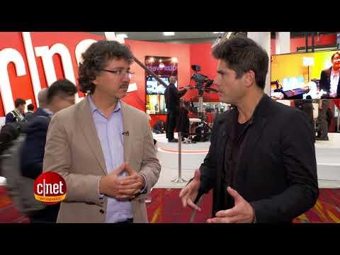 Gabriel Sama nos habla sobre la inteligencia artificial. - Día 2 CES 2018