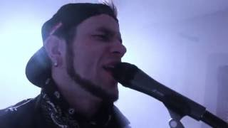 Corvus The Crow - Consumed By Flies (OFFICIAL MUSIC VIDEO)
