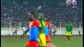 Résumé du match RDC-R. Congo ( 3-1)