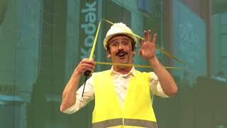 La mejor comedia en Madrid Gag Movie Yllana Teatro Alfil