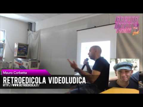 ArcadeItalia Evento 2016 - Retroedicola & Street Fighter di Corby