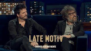 "LATE MOTIV - Coque Malla e Iván Ferreiro. ""Irrepetibles"" | #LateMotiv348"